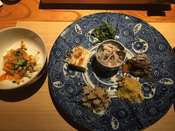 里山のおもてなし料理