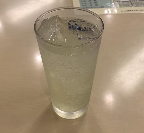 酎ハイ シークワーサー ¥400