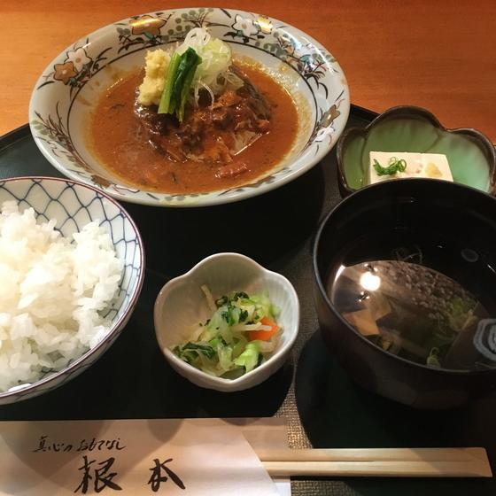 サバの味噌煮 ¥900