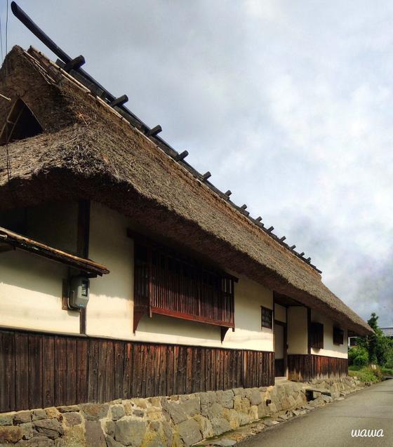 篠山の城下町