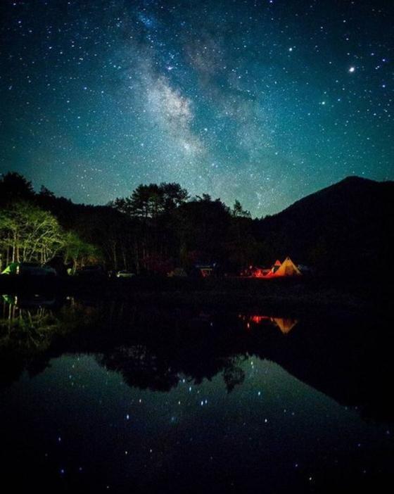 環境省も認定する星空