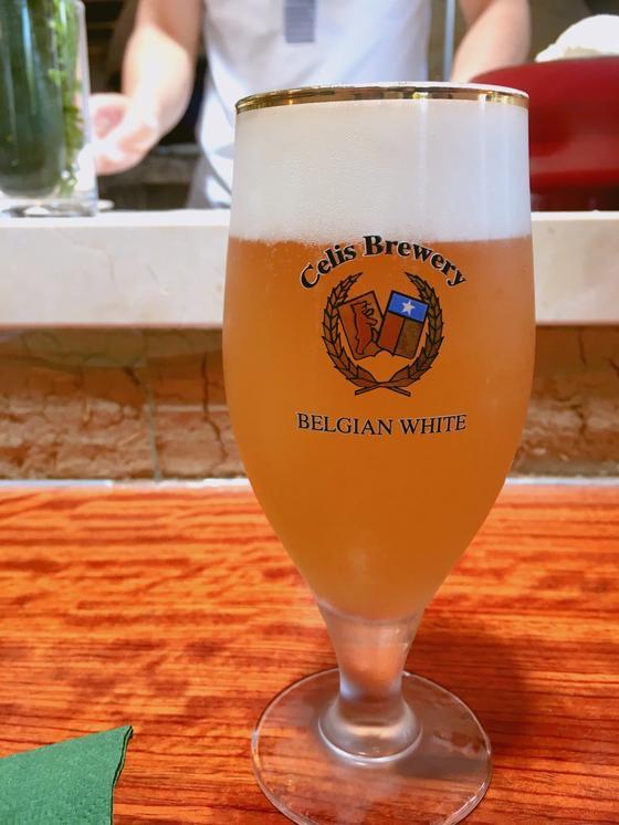 ホワイトビール♡
