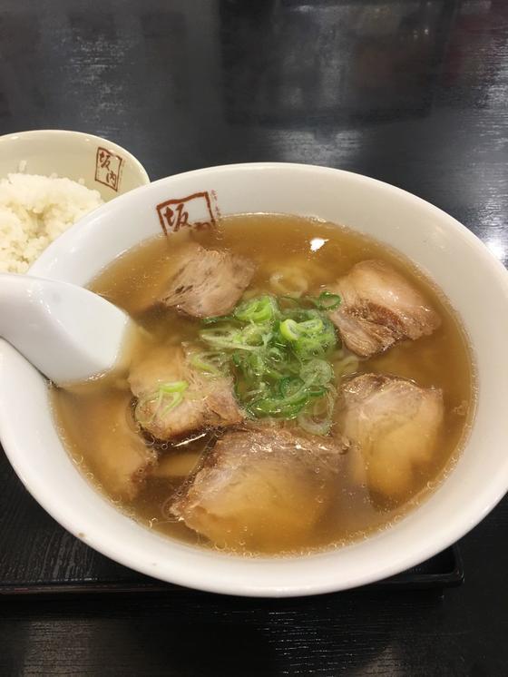 喜多方ラーメン(並)