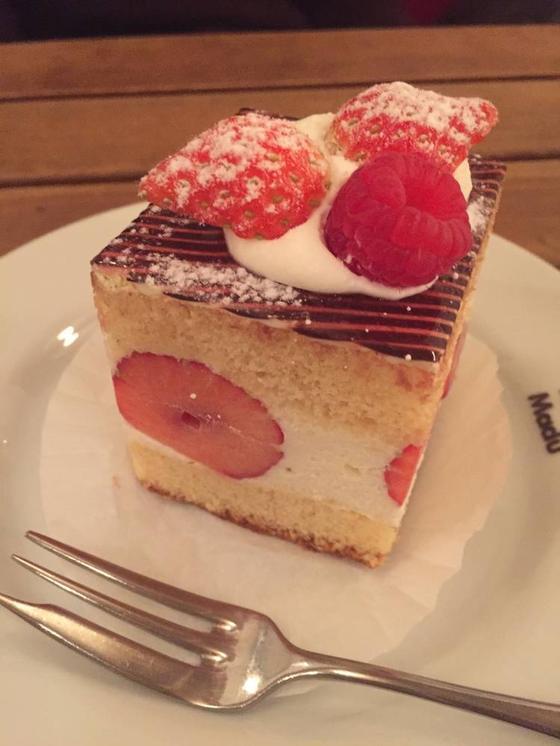 デザートも可愛い〜