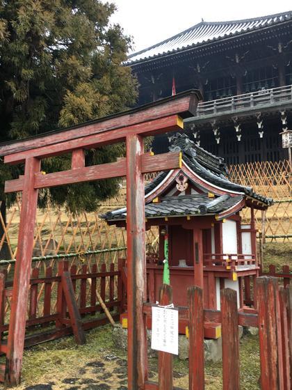 興成神社。