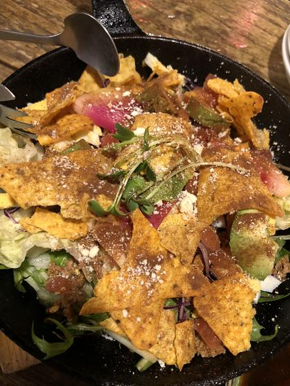 沖縄 タコス サラダ