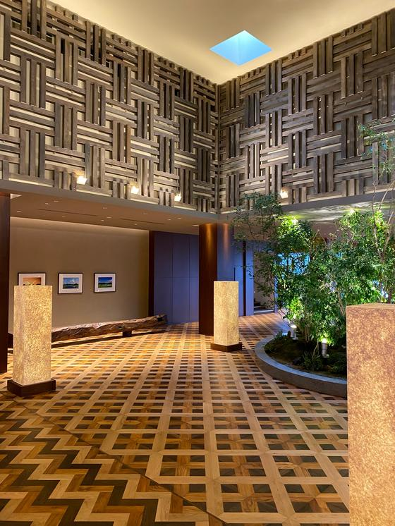 高級リゾートホテル