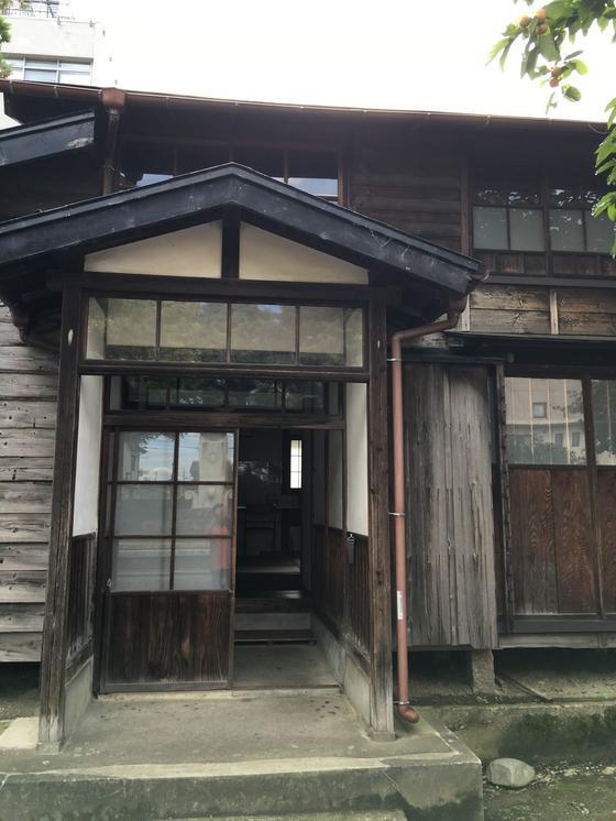 山本五十六さんの生家