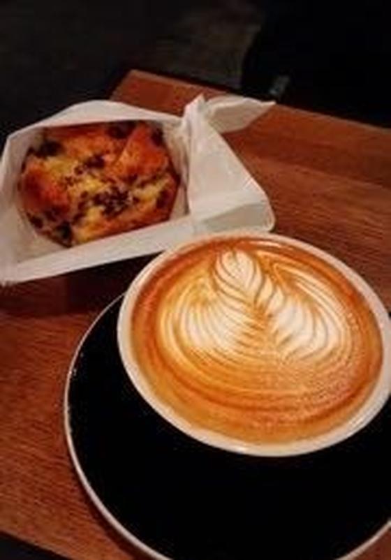 コーヒーと甘いものがあれば