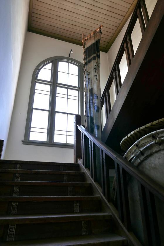 上がれなかった二階