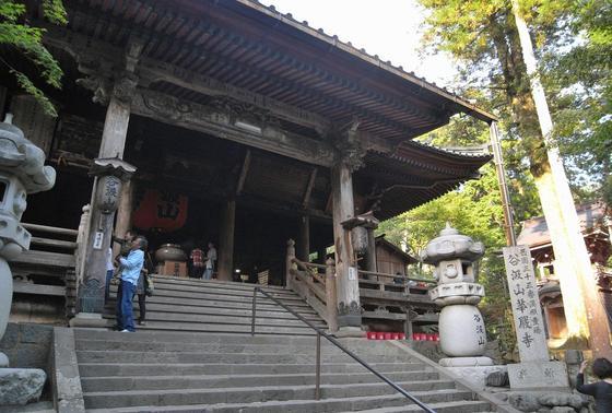 華厳寺本堂