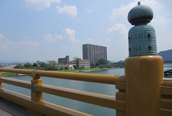 日本三古橋のひとつ