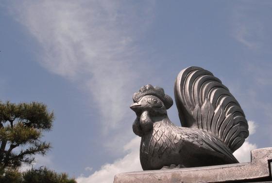 鳩の峰飾り