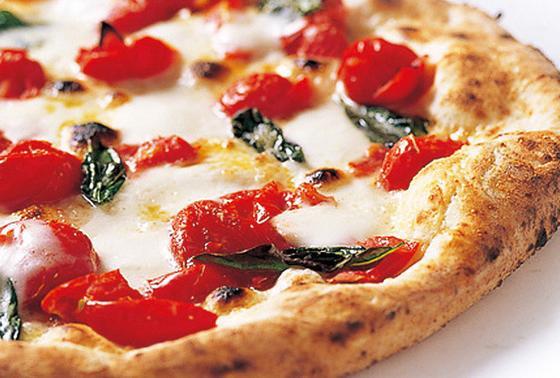サルバトーレのピザ