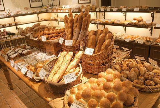 元祖フランスパンがいただけます。