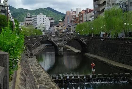日本最古の石橋