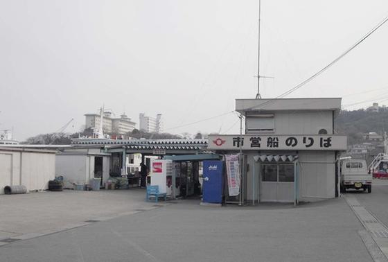 中之郷のターミナル