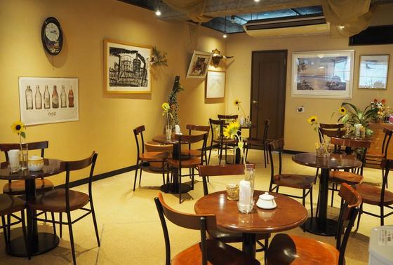 2F喫茶スペース