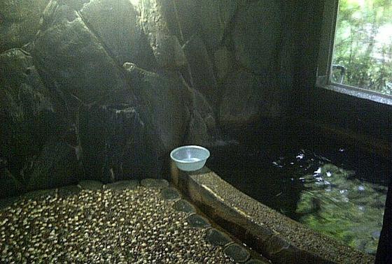 洞窟 岩風呂