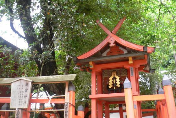 子授けの風宮神社