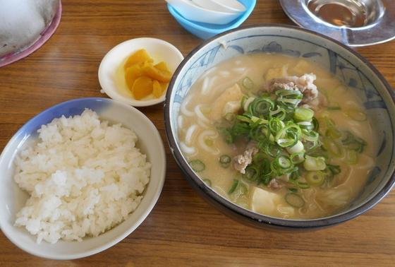 人気No1「トン汁」!