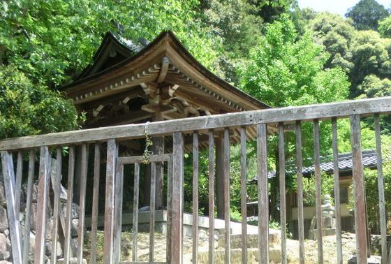 徳川家康邸(摠見寺仮本堂)