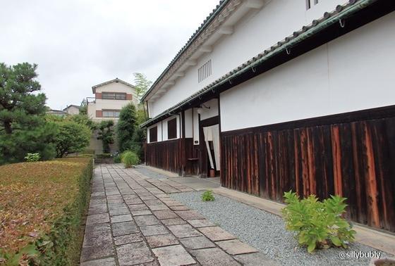 江戸時代の豪商・旧鴻池家の表屋を移築復元した趣ある建物で頂ける極上かき氷