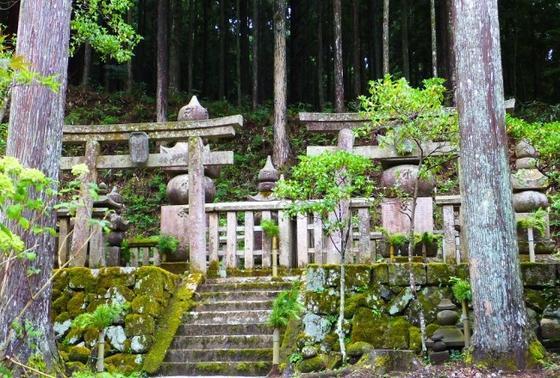 真田家の墓所