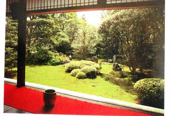 十六羅漢の庭