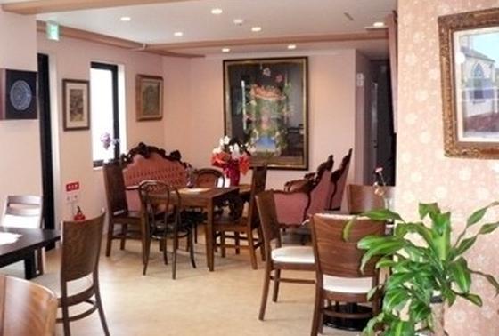 Museum Cafe 南山手8番館