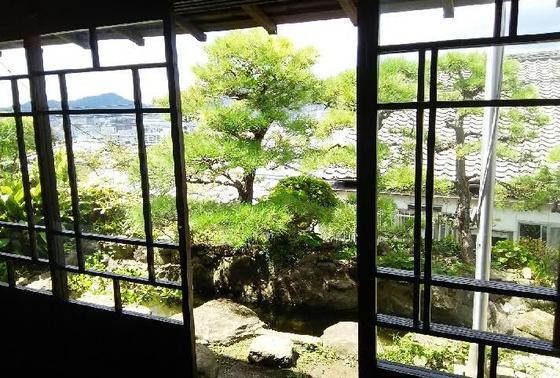 長崎の街が見渡せます