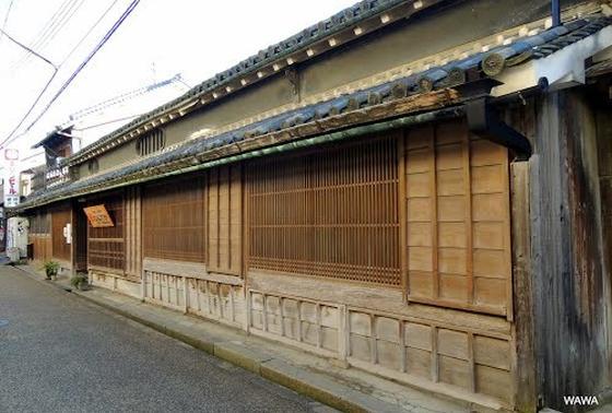 今井町 恒岡醤油醸造本店