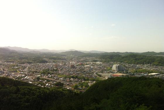 展望台からの景色