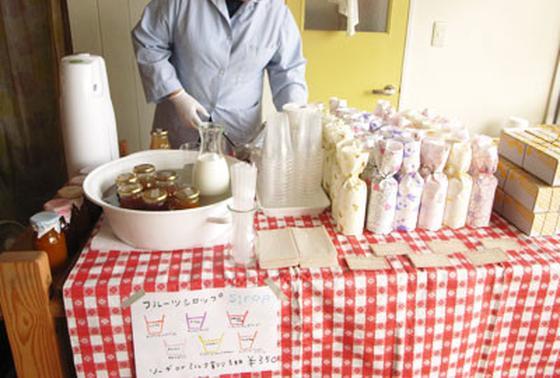 コンフィチュールや焼き菓子の教室