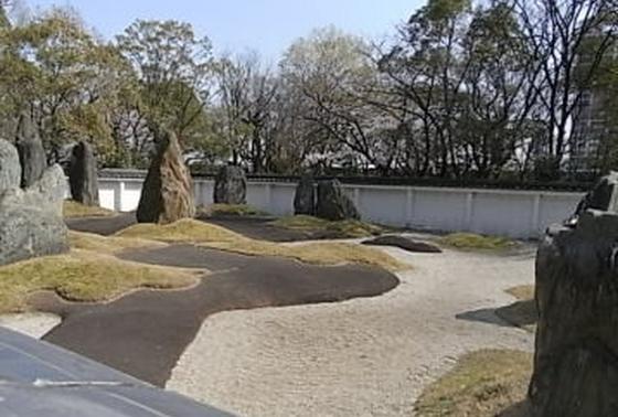 秀石庭(しゅうせきてい)