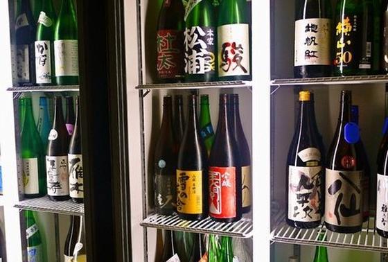 ドリンク類全て350円均一[※一部を除き日本酒も350円均一]