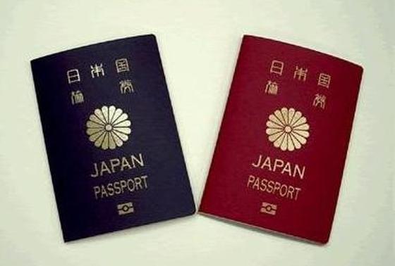 パスポートの手続きも