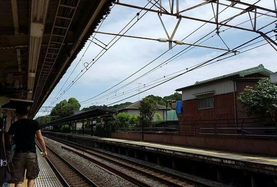 北鎌倉駅の雰囲気大好き‼❤
