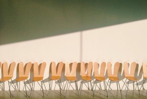 可愛い椅子を発見