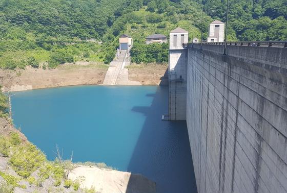 ダムというものを初めて見ました🎵