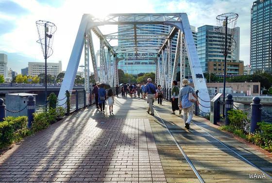 アメリカ製の橋梁