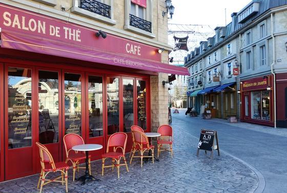 パリのような写真が撮れる