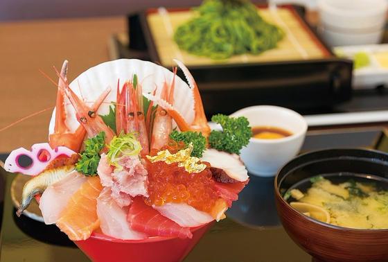 みくに海鮮丼