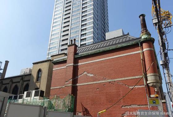 旧大阪教育保険会館