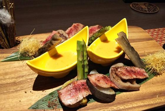 肉料理(^o^)