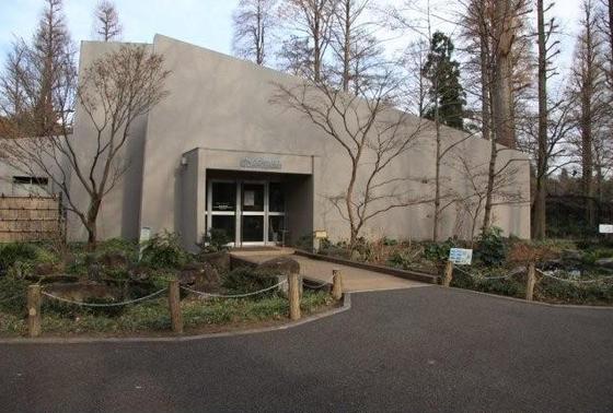 井之頭動物園水生物館