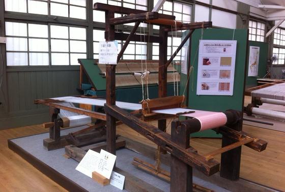 織り機(名前は忘れました)