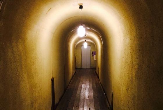 浪漫のトンネル