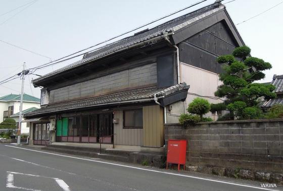 姫街道沿いの商家