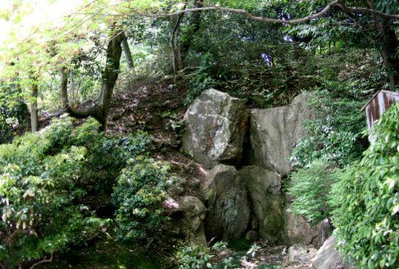 青女(せいじょ)の滝